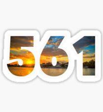 561 Sticker