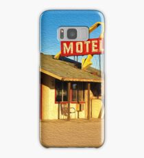 Old Motel Samsung Galaxy Case/Skin