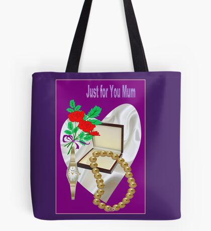 Gifts For Mum (4106 Views)  Tote Bag