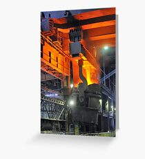 Metal Greeting Card