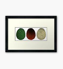 Dragon Eggs Framed Print