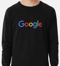 Neues Google Logo (September 2015) - Durchsichtig, hochwertig, groß Leichter Pullover