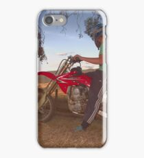 Bike Riding iPhone Case/Skin
