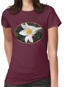 The Easter Lily ~ a Biblical Flower T-Shirt