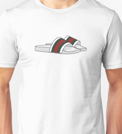 Gucci Flip Flops Unisex T-Shirt