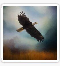 Tomorrow - Eagle Art Sticker
