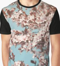 Flowering Cherrytree Graphic T-Shirt