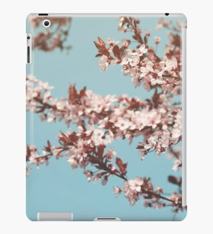 Flowering Cherrytree iPad Case/Skin