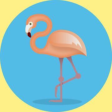 Flamingo by mpriorpfeifer