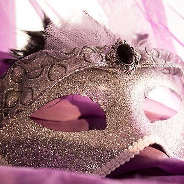 Deco Mask III by DustysPhotos