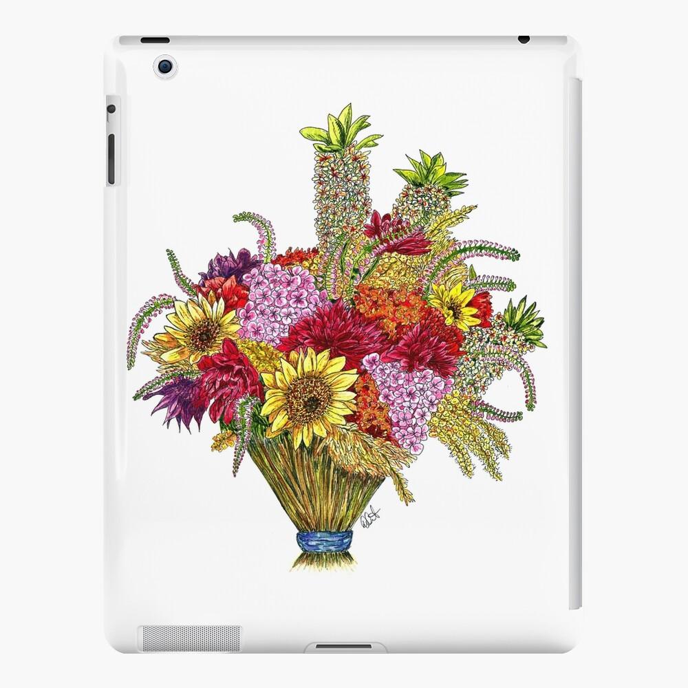 Sunny Bouquet iPad Case & Skin