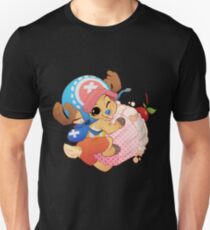 Chopper Cupcake Unisex T-Shirt