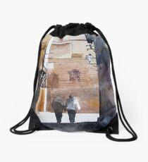 akwarelka 73 Drawstring Bag