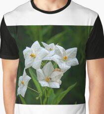 Potato Vine Graphic T-Shirt