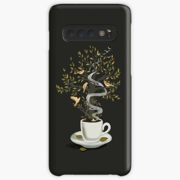 A Cup of Dreams Samsung S10 Case