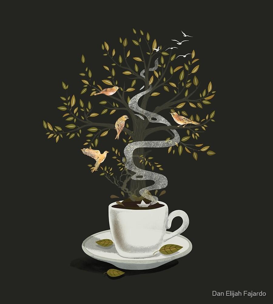 A Cup of Dreams by Dan Elijah Fajardo