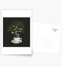 A Cup of Dreams Postcards