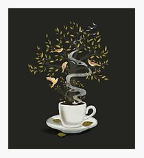 A Cup of Dreams Photographic Print