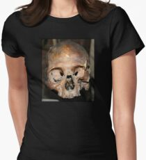 Old Voodoo Womens Fitted T-Shirt