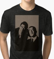 Jeeves and Wooster Tri-blend T-Shirt