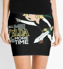 call me zelda Mini Skirt