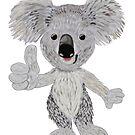 We Put the Koala in Quality by QWERTYvsDVORAK