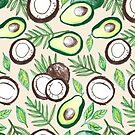 Coconuts & Avocados by Tangerine-Tane