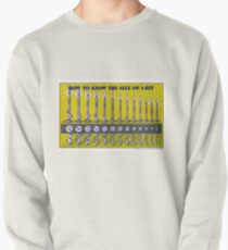 Irwin Auger Bit Size Chart Pullover