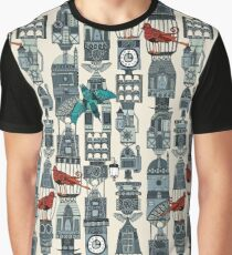 steampunk towers Graphic T-Shirt