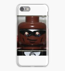 Lego the blue pill or the red pill iPhone Case/Skin