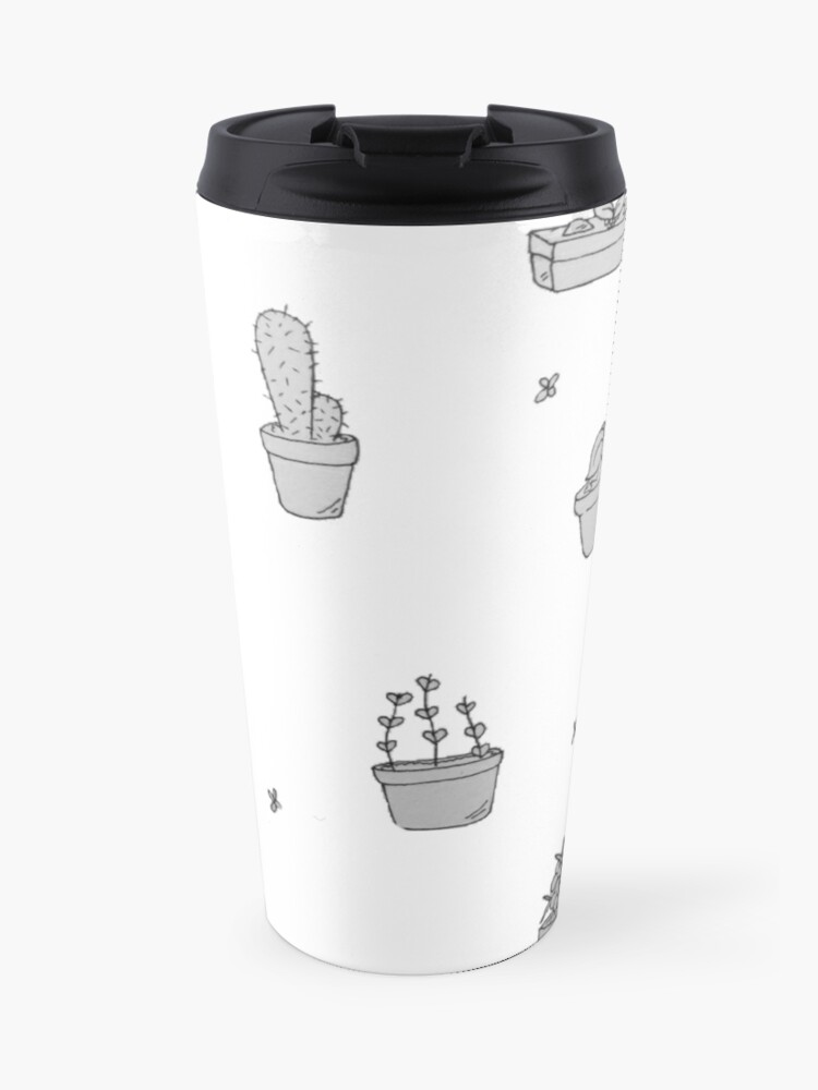 Plants are my best friends | Travel Mug