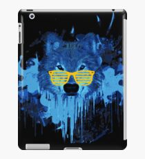 THE DUDE WOLF iPad Case/Skin