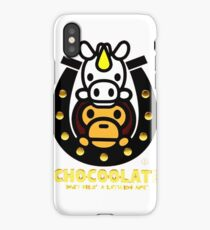 Chocoolate Baby Milo A bathing Ape iPhone Case