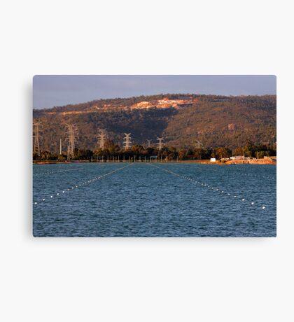 Champion Lake  Canvas Print