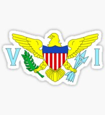U.S. Virgin Islands Sticker