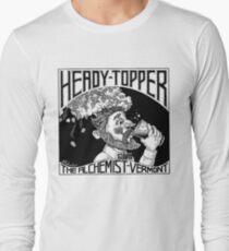 Heady Topper Long Sleeve T-Shirt