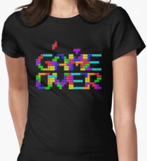 Game Over Women's Fitted T-Shirt