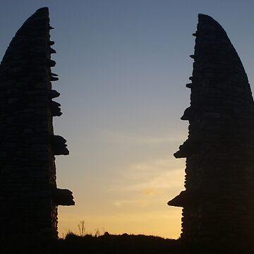 Stone Memorial by mrbecker