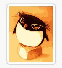Funny Penguin Sticker