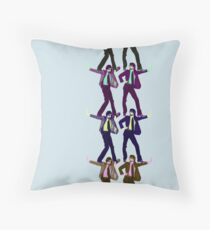 A Jarvis Cocker Stack Throw Pillow