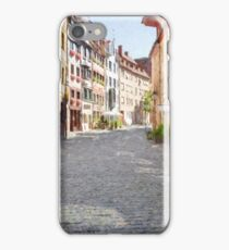 Nuremberg old town iPhone Case/Skin