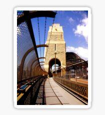 Bridge Stonework Sticker