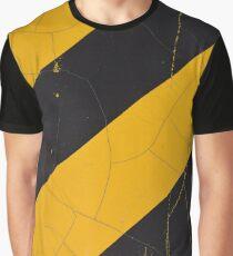 Craquelure  Graphic T-Shirt