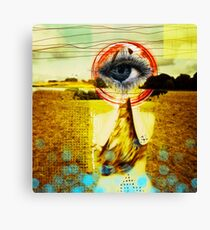 Altered Reality Canvas Print