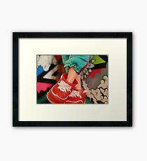 B-Boy Cool Framed Print