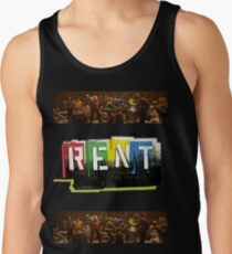 RENT the musical! Tank Top
