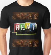 RENT the musical! Unisex T-Shirt