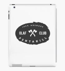 OLAF Club Pentakill iPad Case/Skin
