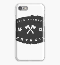 OLAF Club Pentakill iPhone Case/Skin