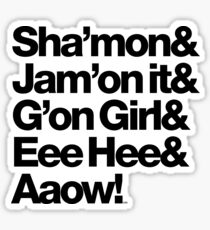 Michael Jackson Lyrics - Eee Hee! Sticker